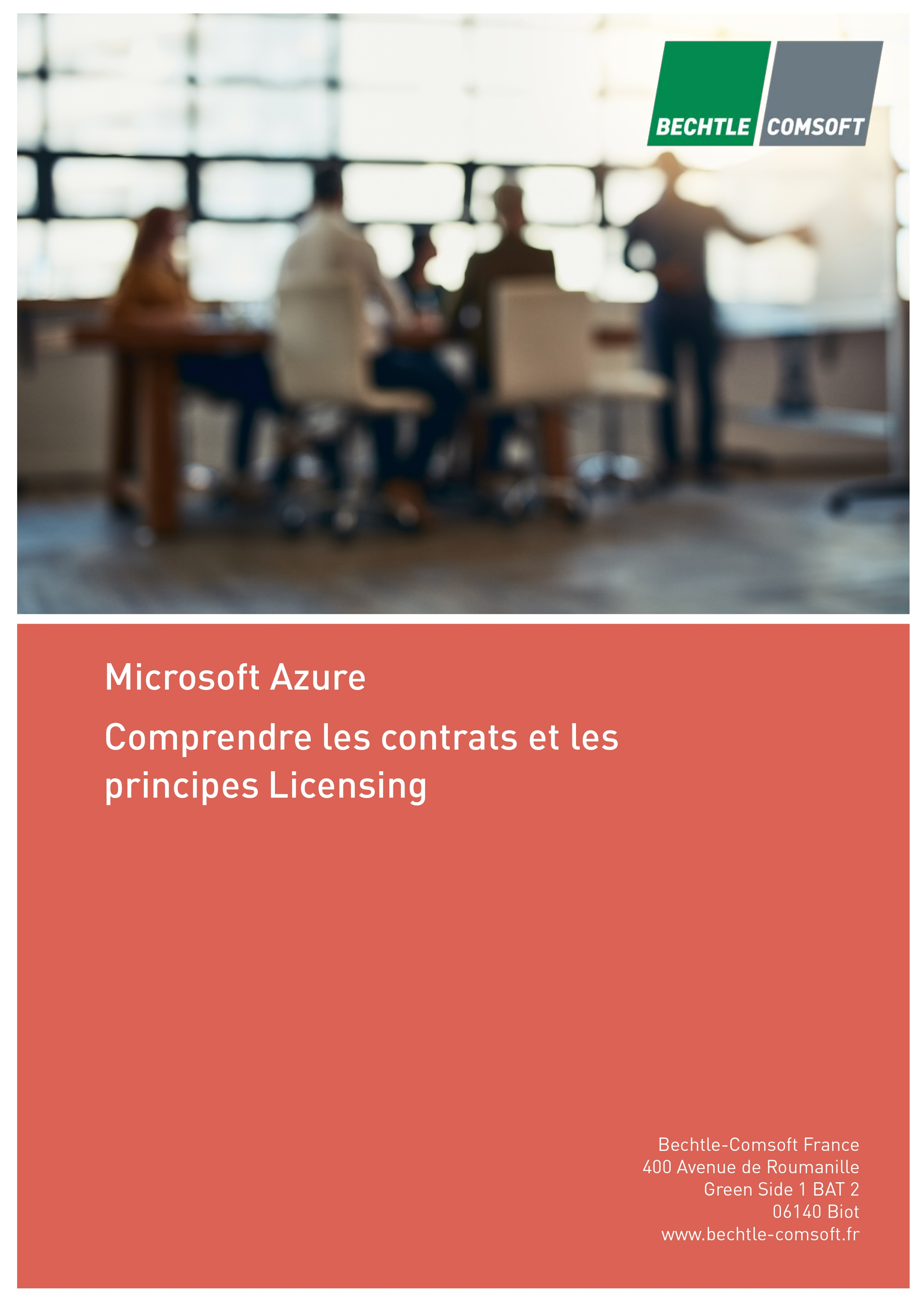 Microsoft Azure Comprendre les contrats et les principes Licensing-1.jpg